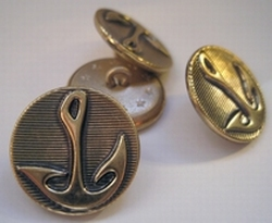 Anchor-button  23 mm
