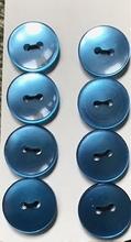 8 Knöpfe  15 mm