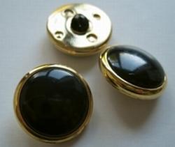 Gold-Knoop  23 mm