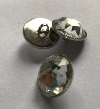 Strass - Button  15 mm