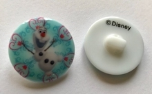 Walt Disney - Button  22 mm