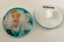Walt Disney - knoop  22 mm