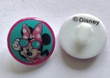 Walt Disney - knoop  18 mm