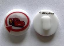 Walt Disney - Knopf  15 mm