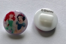 Walt Disney  - Button  13 mm