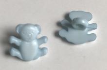 Beertje - licht blauw  13 mm