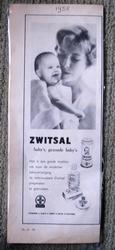 Zwitsal - advertentie
