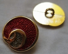 MG - button  18 mm