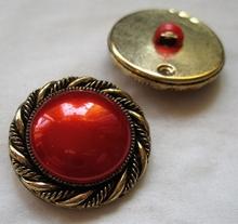 Gold - Knoop  26 mm