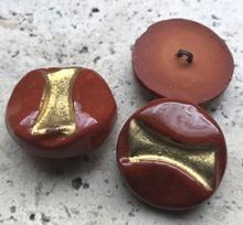 Antieke knoop  15 mm