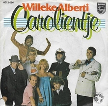 Willeke Alberti - Carolientje