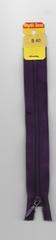 1 Rits - grijs  15 cm
