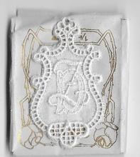 6 Monogrammen - D.Z.  4,5 x 2,5 cm