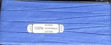 Biasband - blauw  12 mm