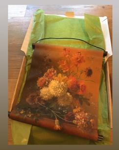 Stilleven met bloemen, Georgius Jacobus  50 x 40 cm