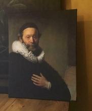 Joh W ten bogaert Rembrandt 50 x 40 geen canvas  50 x 40 cm