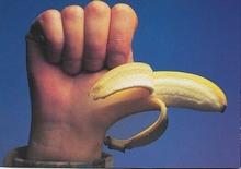 Banaan  14,5 x 10,5 cm