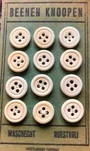 12 Knopen - Been  16 - 17 mm