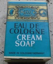 Eau de Cologne  5,5 x 3,8 cm