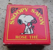 Snoopy  50 x 55  mm