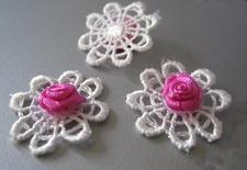 Blumen  25 mm