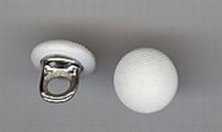 W-Schoenknoopje  9 mm