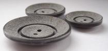 Grau-Knopf  28 mm