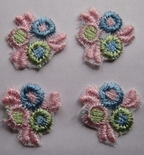 6 Flowers  16 mm