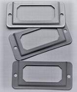 labelhouders € 0,35  32 x 67 mm