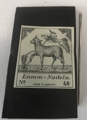 Naalden - Lamm  7,4 cm