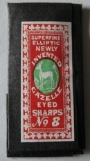 Needles  33 mm