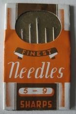 Needles  42 mm