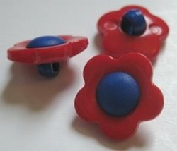 Flower - button  13 mm