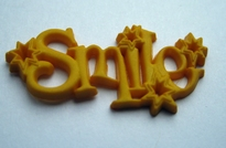 Smile  15 x 31 mm