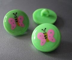 Schmetterling  17mm