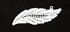 Kant - Guipurespitzen  28 mm