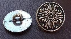Knopf - Bjorg Middels  20 mm