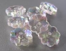 10 Glittertjes  9 mm