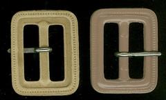 1 Schnallen  38 x 30 mm