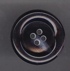 Mantelknoop  33 mm