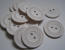Button  15 mm