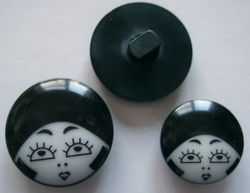Z/W-Button  18 mm