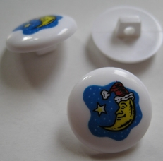 Button  18 mm