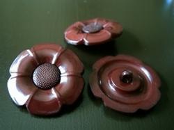 Bloem - Knoop  36 mm