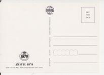 Postkart - Amstel  14,5 x 10,5 cm