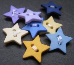 8 Sternen  17 mm