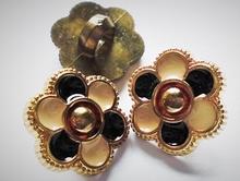 Gold-Knoop  14,5 mm