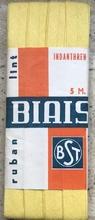 Biasband -Gelb  12 mm