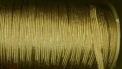 Elastiek-Goud  (3mtr )  3 mm