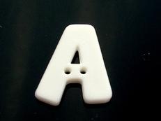 A - weiß  18 mm